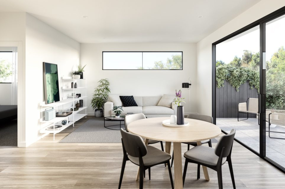 97 Station St Aspendale_Interior_Living Web
